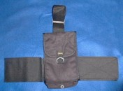 X-pocket for dry-suit