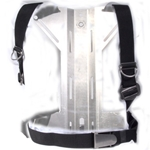 Golem Gear Stream Backplate and G2 Adjustable diving harness Combo