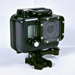 Golem Deep Housing for GoPro3 Camera - rated to 500ft