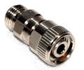 Cyclon 60 male to 9/16-18 female insert Adapter