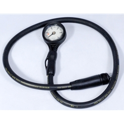 Pressure Gauge - Dil side