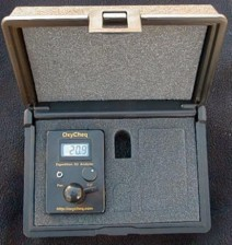 OxyCheq Expedition Oxygen Analyzer