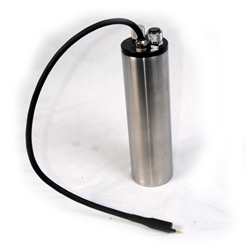 Q-Vest - Battery canister with E/O connector