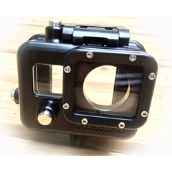 GoPro4 Housing for GoPro Hero 4 Silver Camera - rated to 500ft