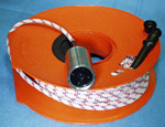Sartek SDC-CSS Underwater Color Drop Camera with Stainless Steel Housing and 150' of cable