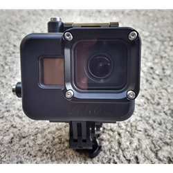 GoPro Housing for GoPro Hero 7 Black Camera - rated to 500ft